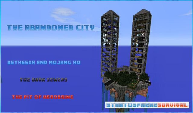 City [1.2] Stratosphere Survival
