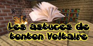 Les astuces de tonton Voltaire – 2 mars