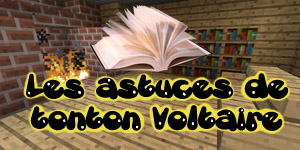 Les astuces de tonton Voltaire du 17 mars