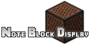 [1.2.3] Note Block Display