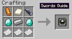 swords guide [1.2.5] Weaponizer