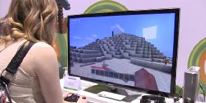 Minecraft sur Xbox 360 daté