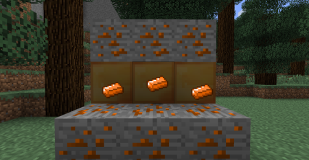 cuivre simple ores