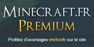 [Poisson d'avril] Minecraft.fr Premium