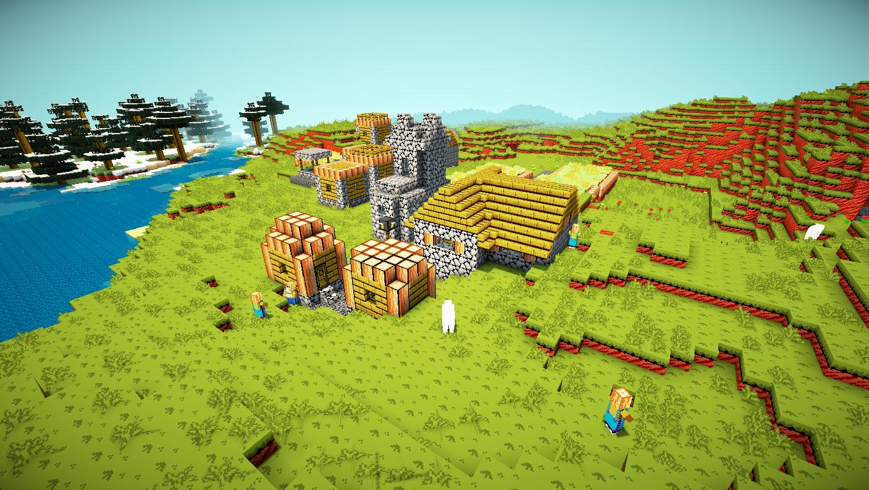 Village de PNJs