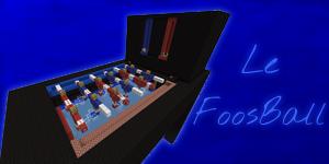[1.2.5] Foosball Table