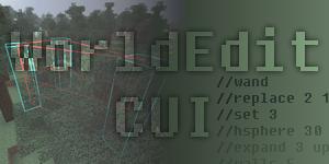[Mod] WorldEdit CUI V2 – 1.11.2 → 1.12.2
