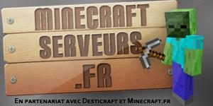 Minecraft-Serveurs.fr