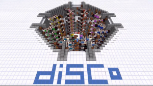 8 Track Music Sequencer : une map de Disco