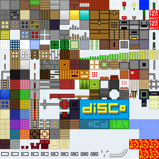 terrain [1.2.5] oCd Pack [16x]