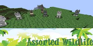 [1.2.5] Assorted Wildlife