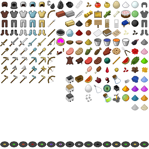69kjyg1 Compilation de packs de texture 32x32