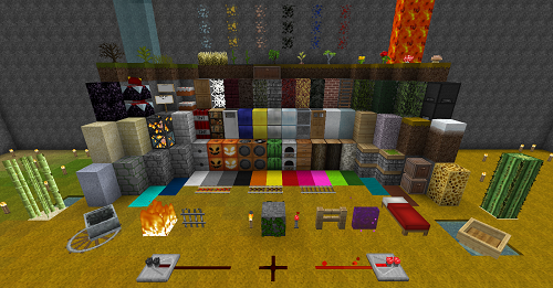 Compilation de packs de texture 32x32 HDCraft32x32