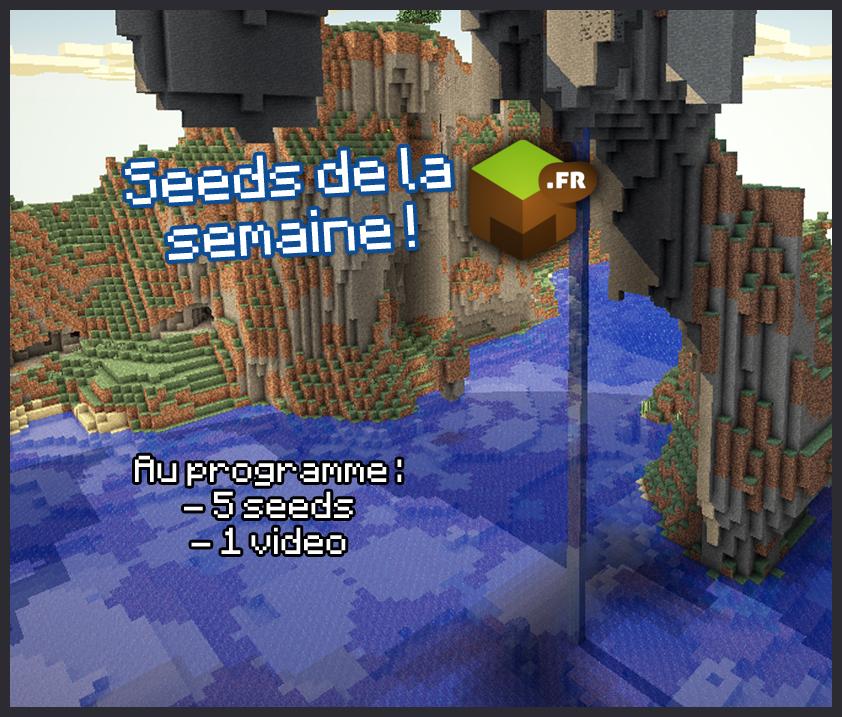 Intro2 Seeds de la semaine !