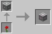 Le cube de voyage lesté