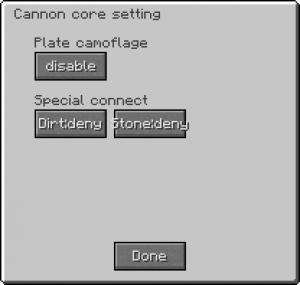 control panel cannon 300x285 [1.2.5] UGOCraft