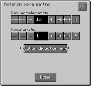 control panel rotation1 300x285 [1.2.5] UGOCraft