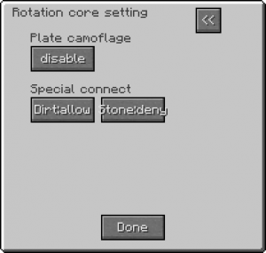 control panel rotation2 300x285 [1.2.5] UGOCraft