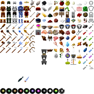 itemsfa 300x300 Compilation de packs de texture 32x32