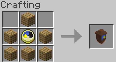 clocktop [1.2.5] Jammy Furniture