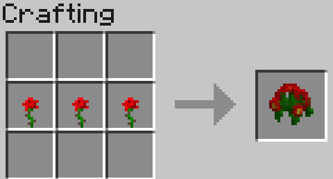 flowers red [1.2.5] Jammy Furniture