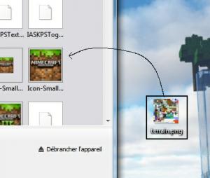 image3 300x254 [PE] Installer un texture pack