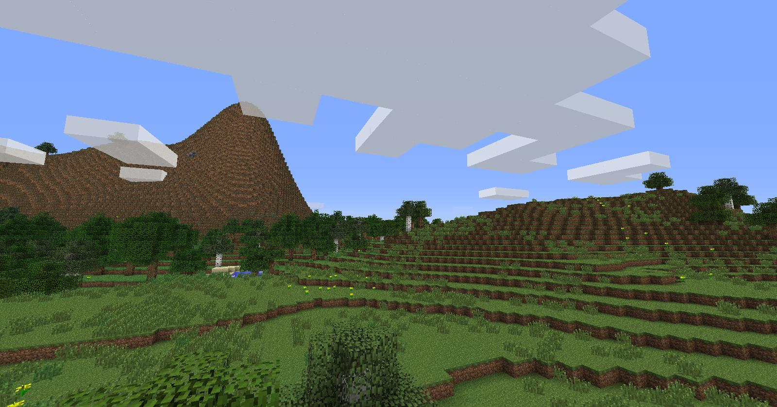 Minecraft land of new age - b16e1