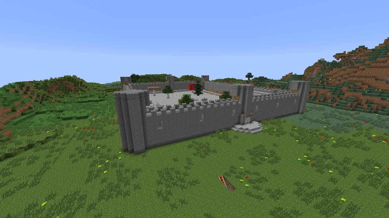 1 2 5 dr mouec et les jeux vid o 2nd partie - Comment creer un chateau dans minecraft ...