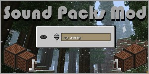 [1.2.5] Sound Packs Mod / Mo' Records