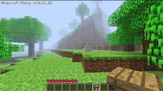 Herobrine dans Minecraft