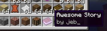 hUBKW Sortie de Minecraft 1.3
