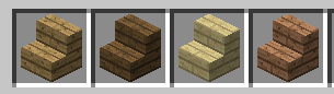 stairs Sortie de Minecraft 1.3