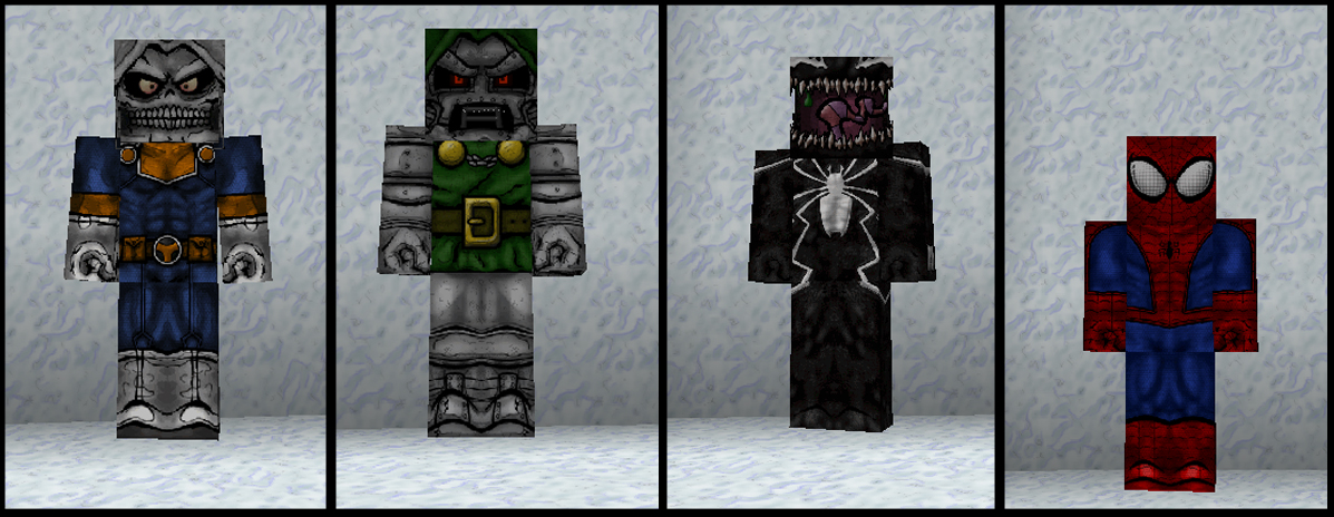 4 suivants2 [1.4.2]  VonDoomCraft