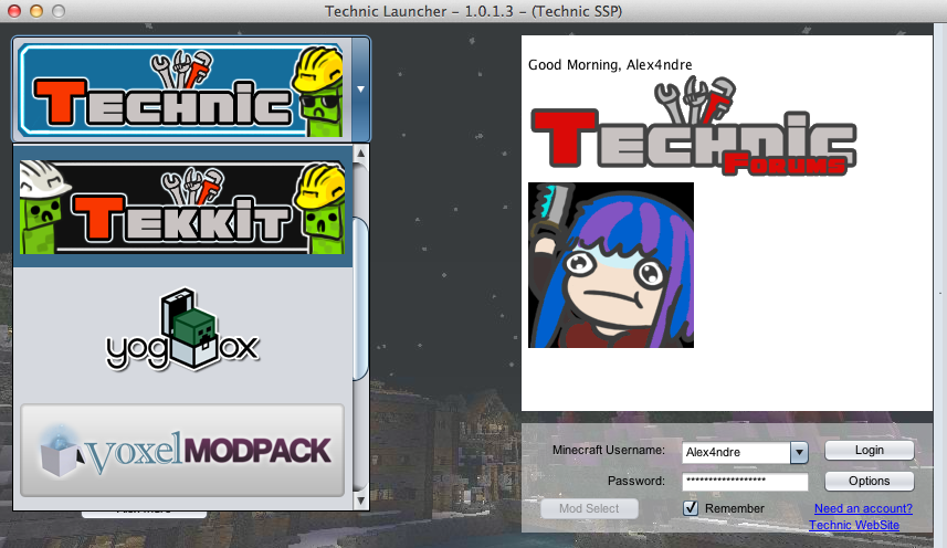 Capture d'écran 2012 10 04 à 10.12.01 Technic et Tekkit   Présentation
