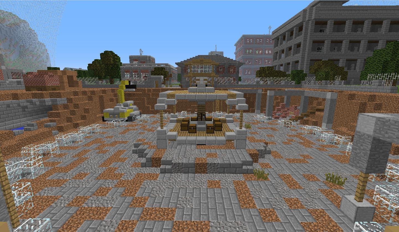 Minecraft survival games 8 map download
