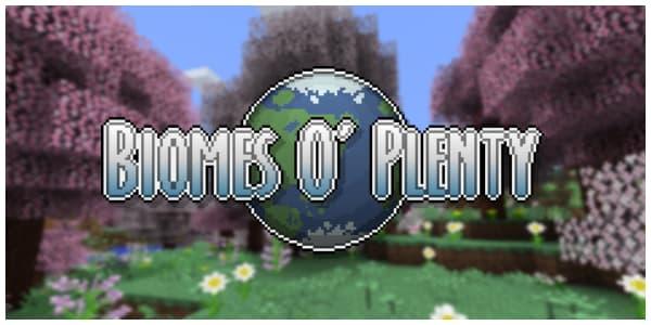[Mod] Biomes O' Plenty