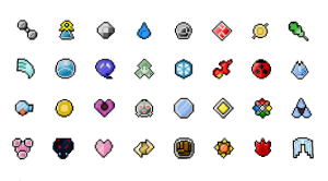 Badges 300x166 [1.4.5] Pixelmon
