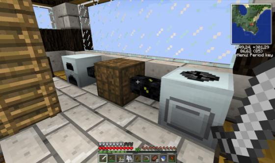 Un exemple de ce que FTB permet de rajouter dans Minecraft.