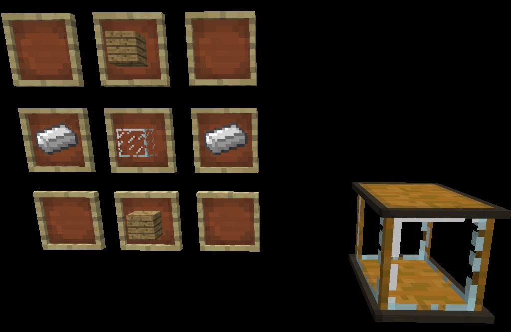 Craft Vitrine 1024x667 [1.4.4] Mod Conteneurs