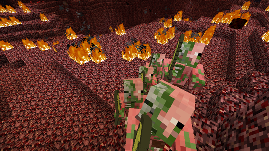 Un nether brulants de dangers [1.4.5] Infernal Tower
