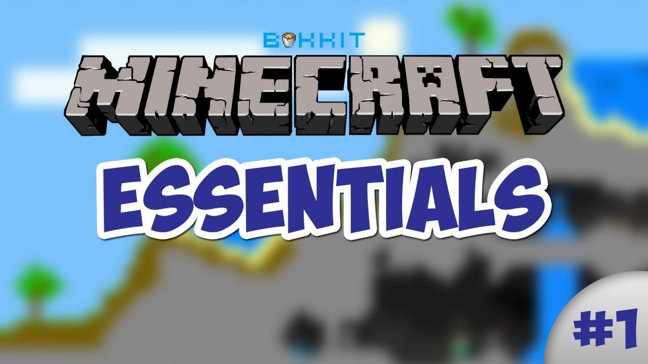 Как сделать essentials