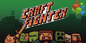 CraftFighter : Fighting Minecraft
