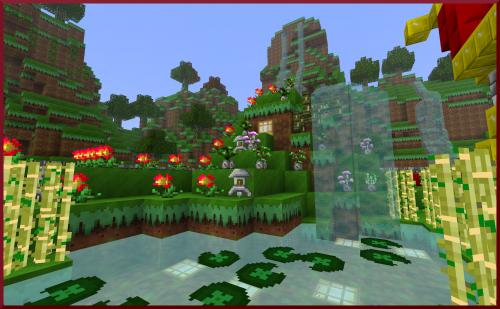 1.4.7] Oozora\'pack [16X] • Minecraft.fr