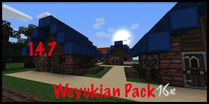 [1.4.7] Wayukian Pack [16x]