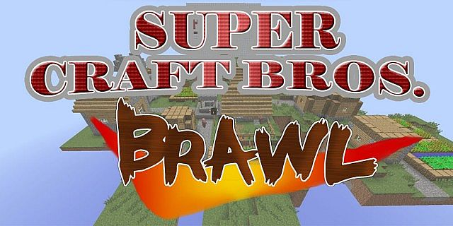 [1.4.7] Super Craft Bros : Brawl
