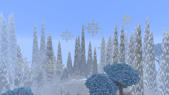 Un paysage de glace [1.4.6] The Kingdom of Cipher