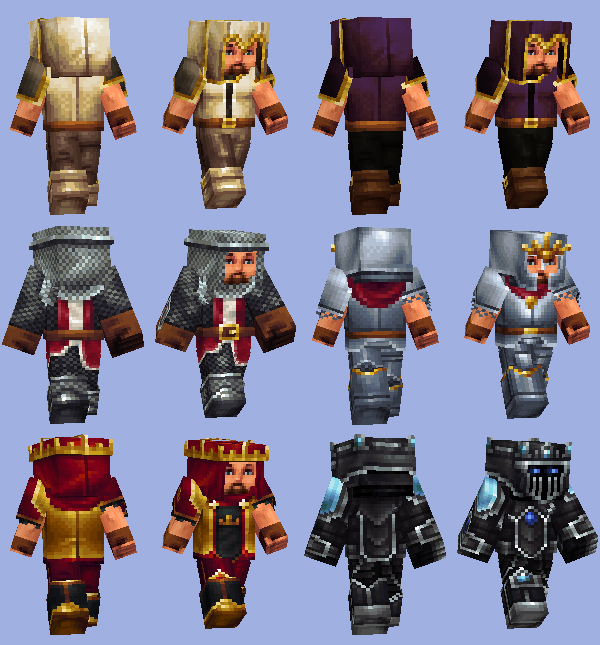 armor sets3 [1.4.7] Wayukian Pack [16x]