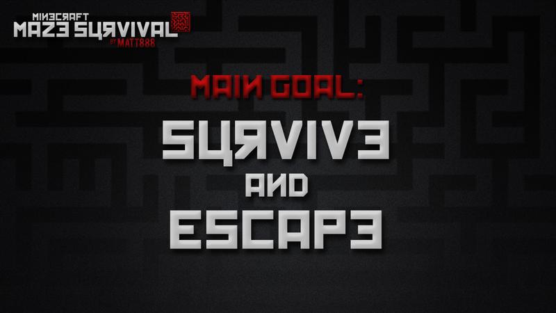 mazesurvival4 [1.4.6] Maze Survival