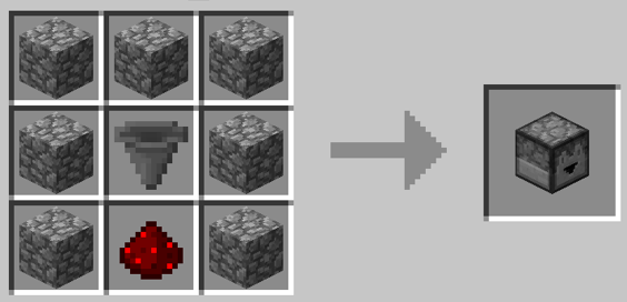 how to make powered rails in minecraft 1.8