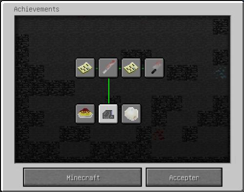 [1.4.7] Mod CreepyPastaCraft achievment